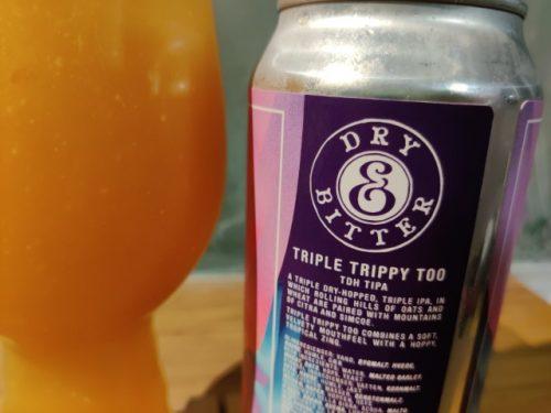 JaskanKaljat Olut Beer Dry & Bitter Triple Trippy Too TIPA