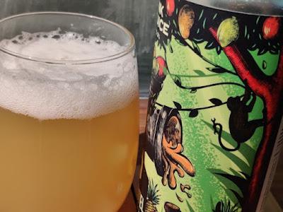JaskanKaljat Olut Beer Moersleutel Crank The Juice