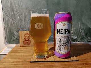 JaskanKaljat Olut Beer Olvi NEIPA