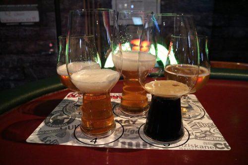 jaskankaljat olut beer tasting